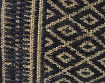 natural jute floor mat