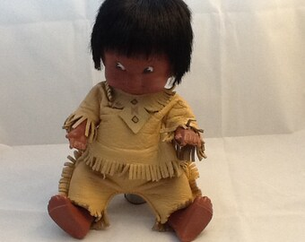 Regal Inuit vintage doll