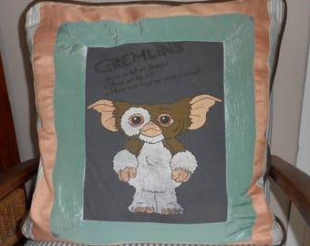 Bespoke Cushion Covers. Keepsake pillow covers. Own fabric cushion covers. Monogrammed pillow covers. Customised Cushion covers.