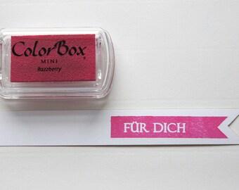 Razzberry - Pigment Inkpad
