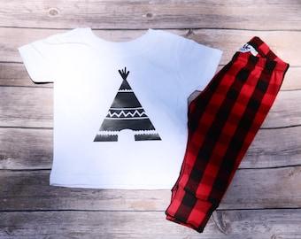 Tee Pee Shirt