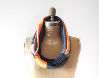 Philadelphia Flyers T Shirt Scarf Flyers Tee NHL Ice Hockey EcoFriendly Accessories Handmade Cotton Soft Team Spirit Sports Fan ohzie