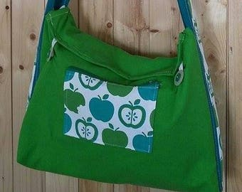 Small bag for pool or as a bag for cloth diapers