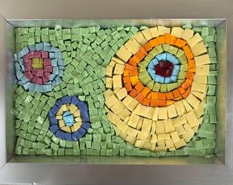 Orbs smalti mosaic
