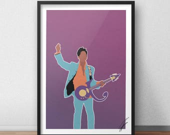 Prince INSPIRED Print / Poster