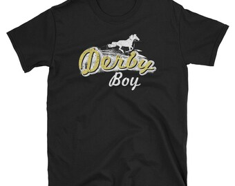 Mens Derby Shirt Derby Boy Derby Apparel Derby Tshirt