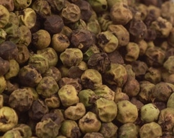 Green Peppercorns - Certified Organic