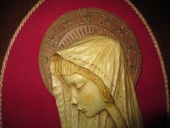 Outstanding Virgin Mary Wall Art Inspiration - Wall Art Design ...