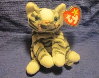 Prance the Cat TY beanie baby