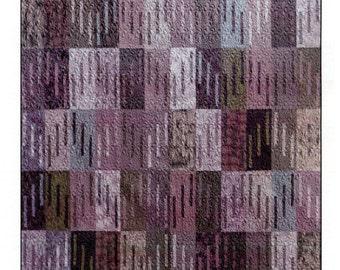 Whisper Quilt pattern by Janine Burke