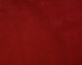 Coupon, rotem Samt, 75 x 35, Kleidung-Deco, flexibel