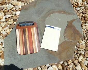 Wooden Clip Board