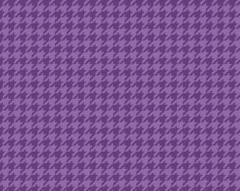 180436 Violet Houndstooth, Kimberbell Basics by Kim Christopherson Collection