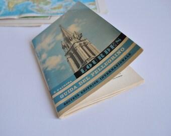 Pilgrim's Guide-Lourdes