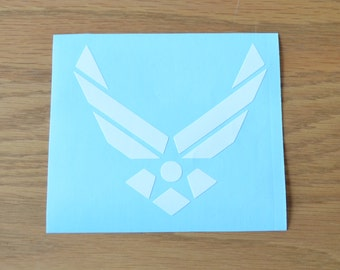 United States Air Force Logo Vinyl Decal