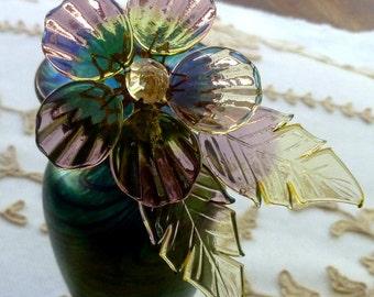 Vintage/Antique Venetian Art Glass Petals