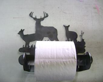 Metal Toilet Paper Holder