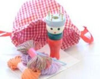French Knitting Set | Knitting Kit | Craft set | FREE GIFT WRAP