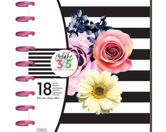 The Happy Planner - Me and My Big Ideas - Create 365 - 2017-2018 Big Happy Planner - Hello Brights