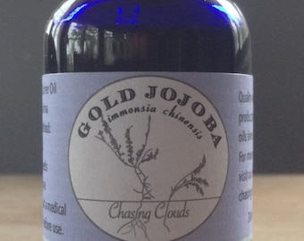 Golden Jojoba Oil - Aromatherapy - Carrier Oil