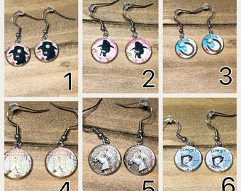 Cowgirl earrings cowgirl gift ideas cowgirl bracelet