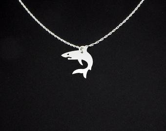 Great White Shark Necklace - Great White Shark Jewelry - Great White Shark Gift