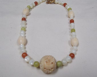 Hand made one of a kind Necklace