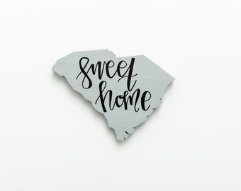 SC | Sweet Home Wood Wall Art