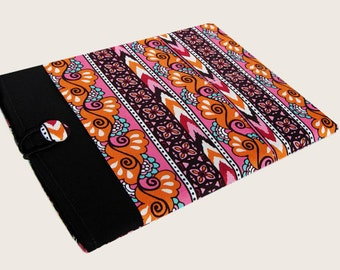 Microsoft Surface Case, Microsoft Surface Cover, Surface RT Sleeve, Surface Pro 3 Case, Surface 2 Case, Pink and Orange Tribal