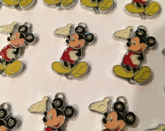 "Mickey, Connector, Charm 1"" tall"