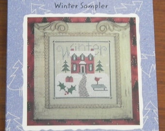 Winter Sampler Snippet by Lizze Kate