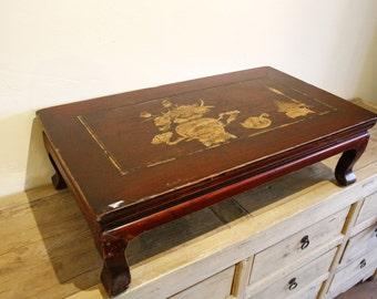 Antique Chinese Tea Ceremony Table - Strange Imports
