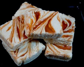 Cinnamon Caramel Fudge
