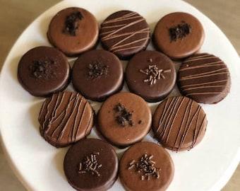 Handmade Chocolate Covered Oreos