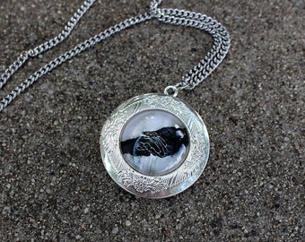 Abnegation Locket (Divergent)