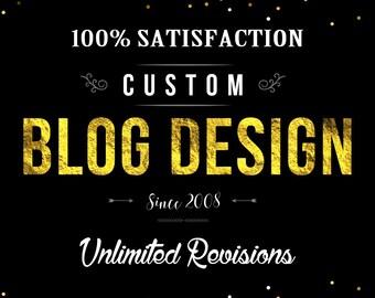 Custom Blog Design,Blogger Template, Blog Design, Premade Blogger Template, Responsive Blogger Template