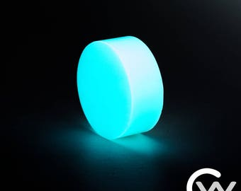 Aqua TurboGlow Ring Blank with High Quality Long Lasting Glow