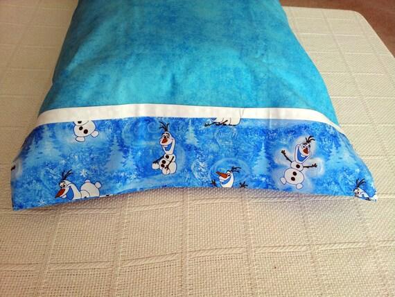 """FROZEN """"Olaf"""" Pillowcase"""