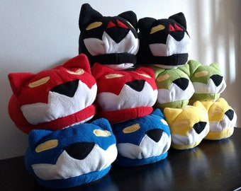 Voltron Slippers