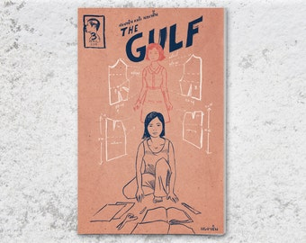The Gulf # 3: Fifty Needles/Print Edition