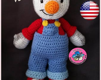 You Charlie - pattern-CROCHET PATTERN