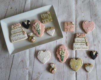 15 wedding cookie/ biscuit gift set