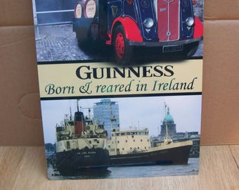 irish pub sign  irish guinness novelty wall sign for home, office or man cave