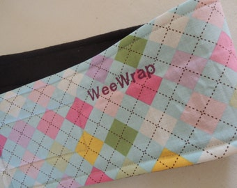 Dog Diaper Belly Band, Stop Marking with WeeWrap, Personalized, FAST Shipping