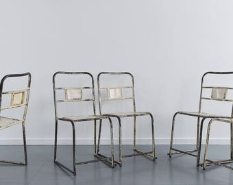 customisable robin day for hille loft polo stacking chairs in
