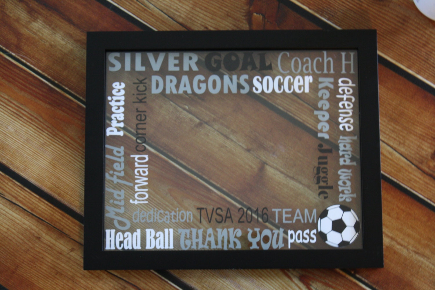 Soccer words glass floating picture frame soccer team gift soccer soccer words glass floating picture frame soccer team gift soccer coach gift soccer player gift tournament gift teen gift jeuxipadfo Images
