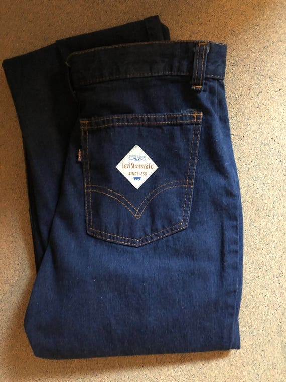 Levis Jeans High Waisted Vintage 70's-80's