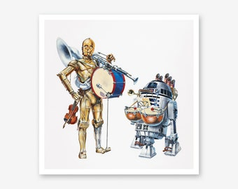 Star Wars Droid Band