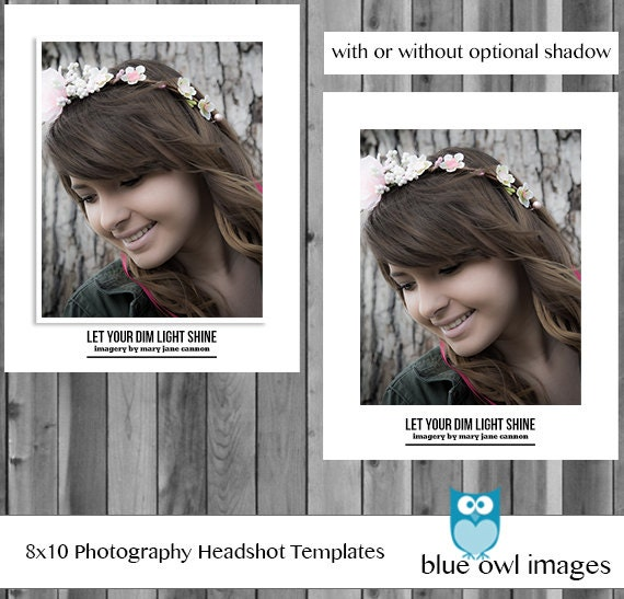 Instant Download Photoshop Layered Customizable Photography