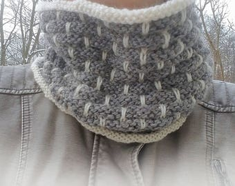 Clarmont Cowl Pattern